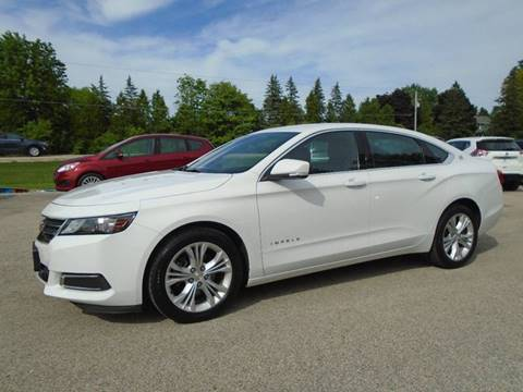 2015 Chevrolet Impala for sale in Hortonville, WI