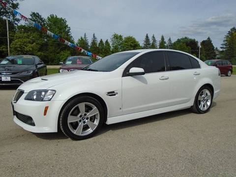 2008 Pontiac G8 for sale in Hortonville, WI