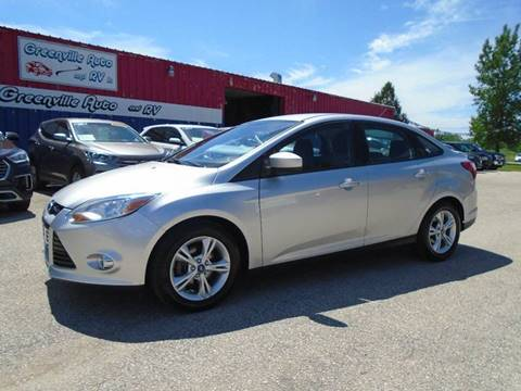 2012 Ford Focus for sale in Hortonville, WI