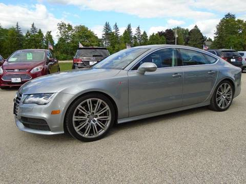 2012 Audi A7 for sale in Hortonville, WI