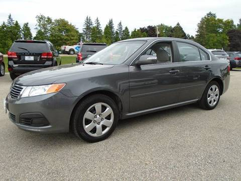 2009 Kia Optima for sale in Hortonville, WI