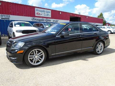 2013 Mercedes-Benz C-Class for sale in Hortonville, WI