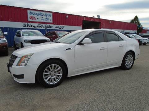 2011 Cadillac CTS for sale in Hortonville, WI
