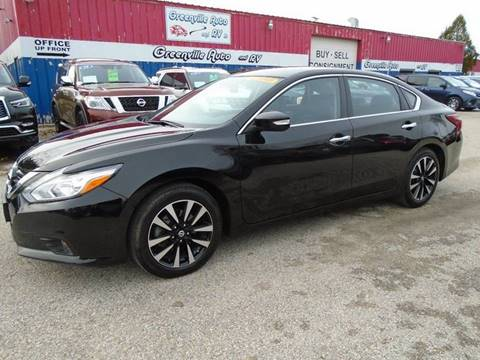 2018 Nissan Altima for sale in Hortonville, WI