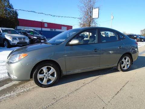 2009 Hyundai Elantra for sale in Hortonville, WI