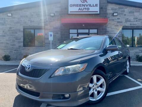 2009 Toyota Camry for sale at GREENVILLE AUTO & RV in Greenville WI