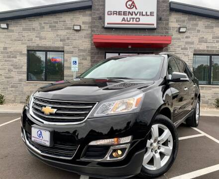 2016 Chevrolet Traverse for sale at GREENVILLE AUTO & RV in Greenville WI