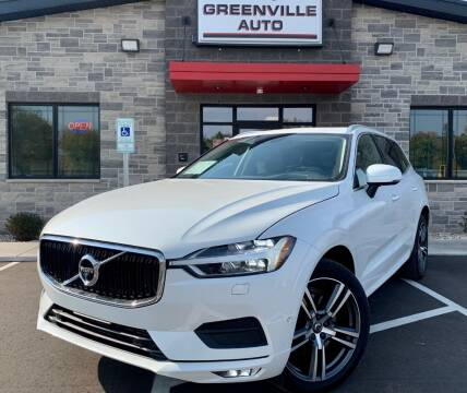 2018 Volvo XC60 for sale at GREENVILLE AUTO & RV in Greenville WI