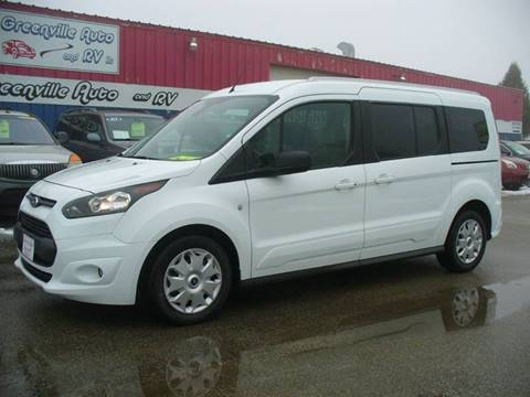 2015 Ford Transit Connect Wagon