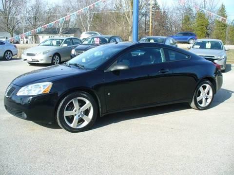 2007 Pontiac G6 for sale in Hortonville, WI