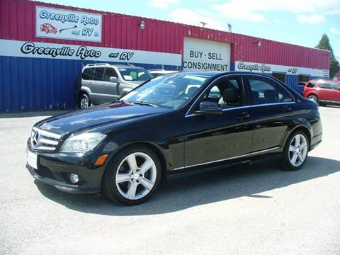 2010 Mercedes-Benz C-Class for sale in Hortonville, WI