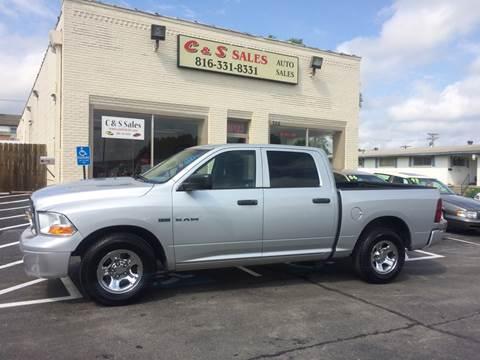 2009 Dodge Ram Pickup 1500 for sale in Belton, MO