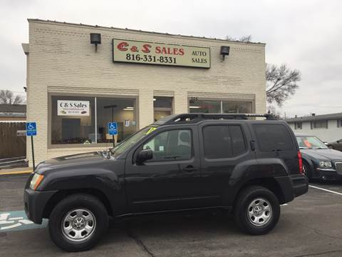 2008 Nissan Xterra for sale at C & S SALES in Belton MO