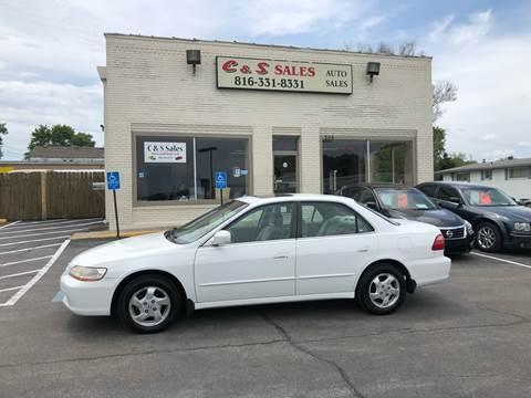 2000 Honda Accord for sale in Belton, MO