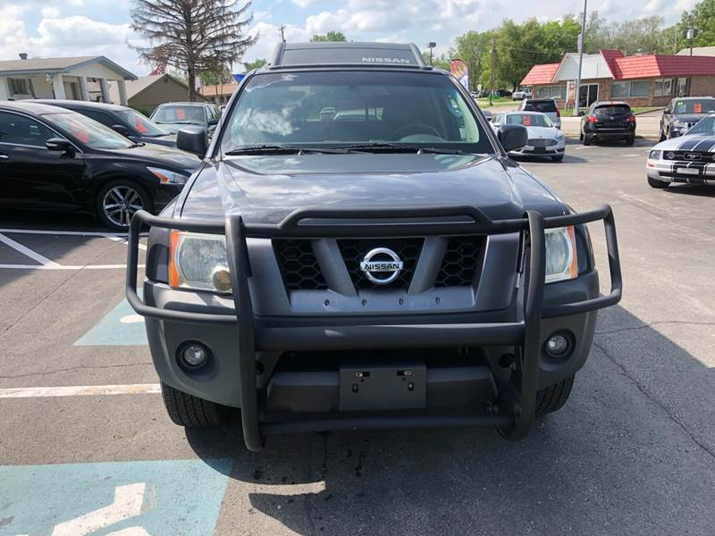 2008 Nissan Xterra 4x4 Off-Road 4dr SUV 5A In Belton MO - C