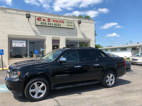 2007 Chevrolet Avalanche for sale in Belton, MO