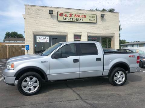 2006 Ford F-150 for sale in Belton, MO
