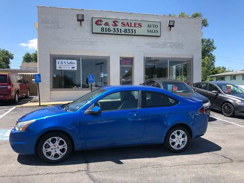 2010 Ford Focus for sale in Belton, MO