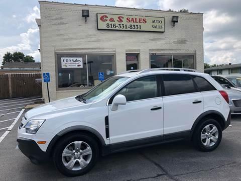 2014 Chevrolet Captiva Sport for sale in Belton, MO