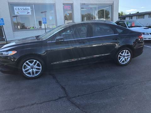 2014 Ford Fusion for sale in Belton, MO