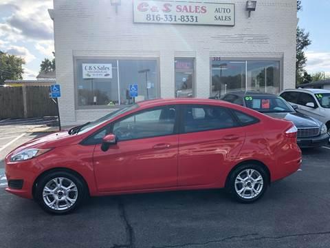 2015 Ford Fiesta for sale in Belton, MO
