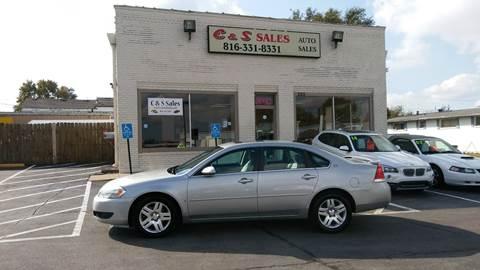 2008 Chevrolet Impala for sale in Belton, MO