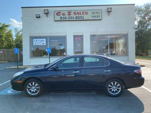 2002 Lexus ES 300 for sale at C & S SALES in Belton MO