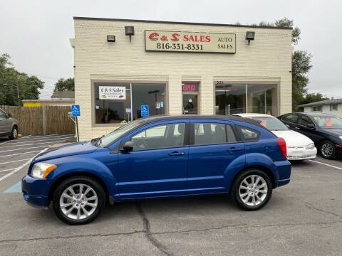 2010 Dodge Caliber for sale at C & S SALES in Belton MO