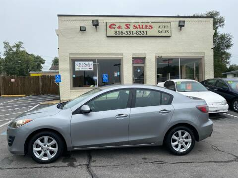 2010 Mazda MAZDA3 for sale at C & S SALES in Belton MO