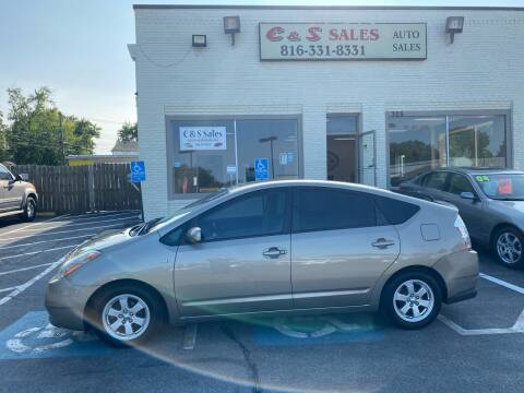 2007 Toyota Prius for sale at C & S SALES in Belton MO