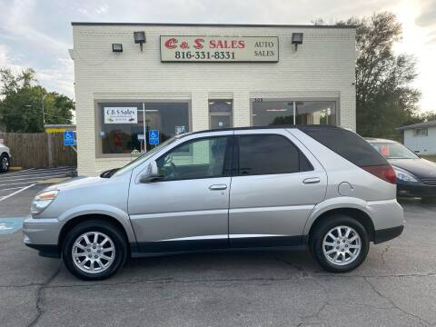 2007 Buick Rendezvous for sale at C & S SALES in Belton MO