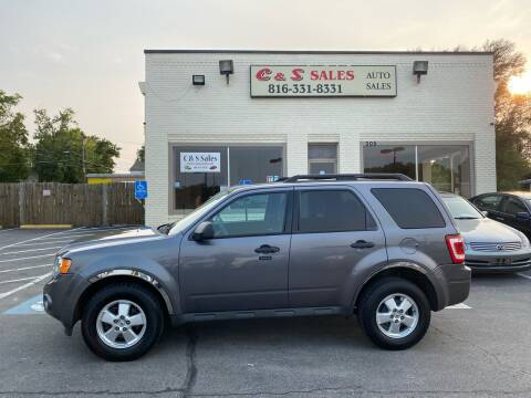 2011 Ford Escape for sale at C & S SALES in Belton MO