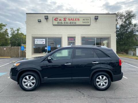 2011 Kia Sorento for sale at C & S SALES in Belton MO