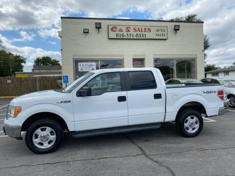 2009 Ford F-150 for sale at C & S SALES in Belton MO