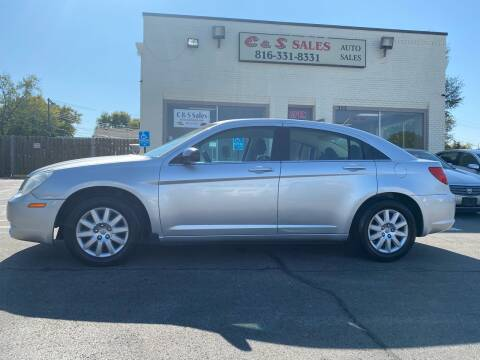 2010 Chrysler Sebring for sale at C & S SALES in Belton MO