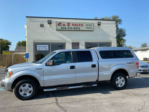 2012 Ford F-150 for sale at C & S SALES in Belton MO