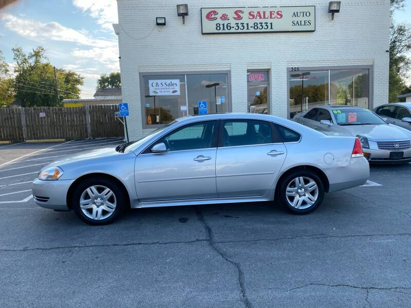 2014 Chevrolet Impala Limited for sale at C & S SALES in Belton MO