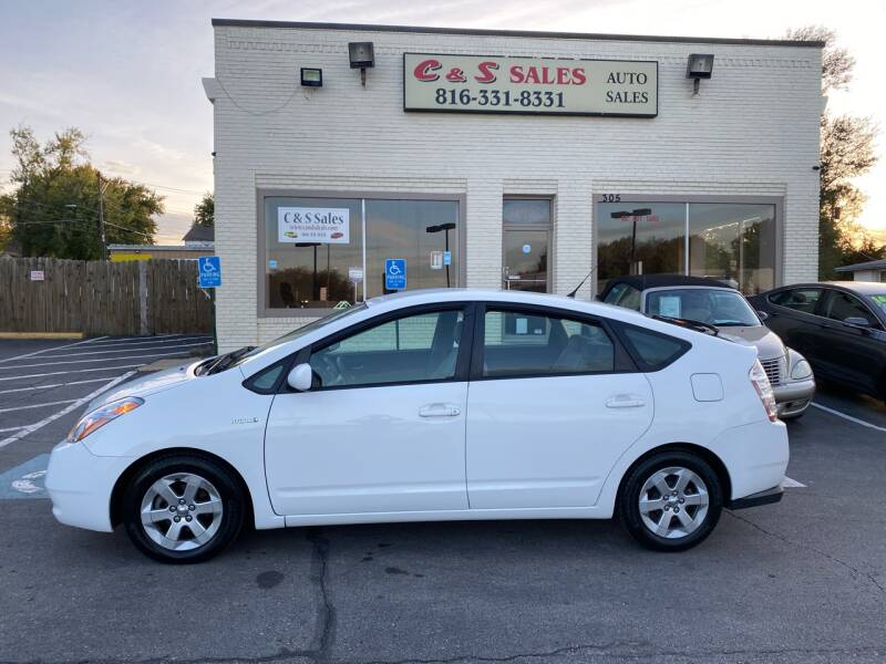 2009 Toyota Prius for sale at C & S SALES in Belton MO