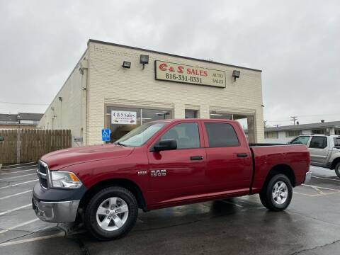 2014 RAM Ram Pickup 1500 for sale at C & S SALES in Belton MO