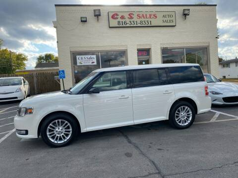 2013 Ford Flex for sale at C & S SALES in Belton MO