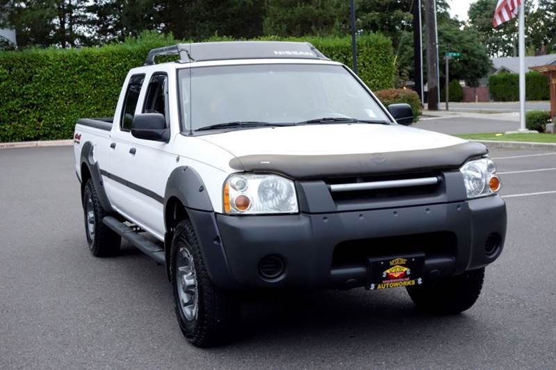 2002 Nissan Frontier for sale at West Coast Auto Works in Edmonds WA