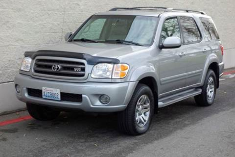2004 Toyota Sequoia for sale at West Coast Auto Works in Edmonds WA