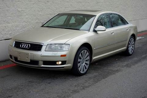 04 Audi A8 For Sale