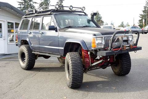 1990 Jeep Cherokee for sale in Edmonds, WA