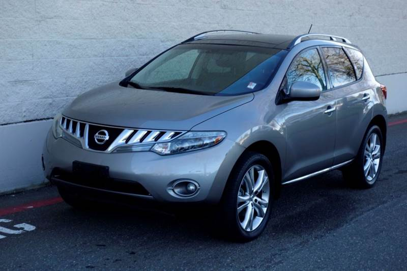 2009 Nissan Murano for sale at West Coast Auto Works in Edmonds WA