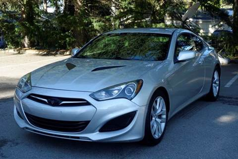 2013 Hyundai Genesis Coupe for sale at West Coast Auto Works in Edmonds WA