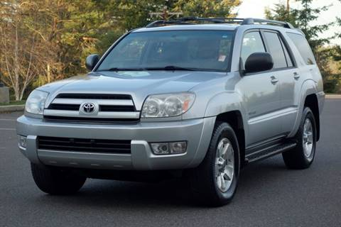 2004 Toyota 4Runner for sale at West Coast Auto Works in Edmonds WA