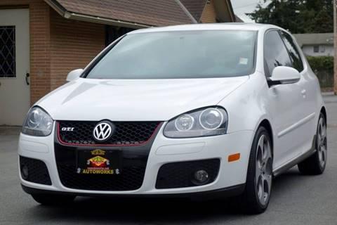 2009 Volkswagen GTI for sale at West Coast Auto Works in Edmonds WA
