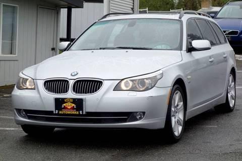 2009 BMW 5 Series for sale at West Coast Auto Works in Edmonds WA