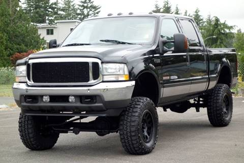2004 Ford F-350 Super Duty for sale at West Coast Auto Works in Edmonds WA